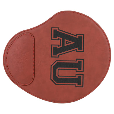 Rose Laserable Leatherette Mouse Pad