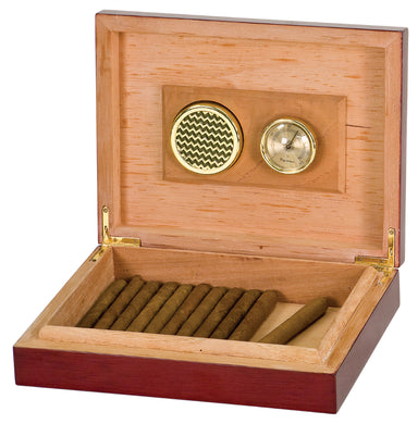 Rosewood Piano Finish Humidor