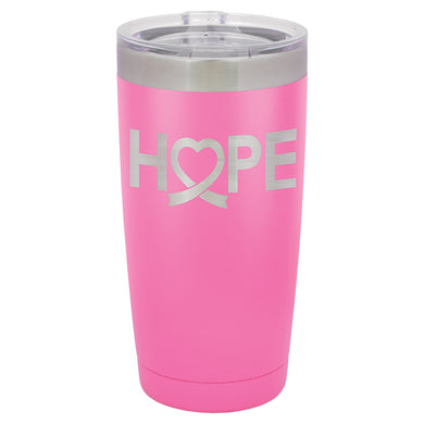 20oz. Polar Camel Pink Vacuum Insulated Tumbler
