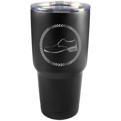 30 oz. Polar Camel Black Vacuum Insulated Tumbler