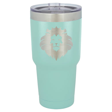 30 oz. Polar Camel Teal Vacuum Insulated Tumbler
