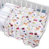 Extra Large Transport Bamboo Muslin