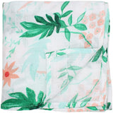 Extra Large Tropical Bamboo Muslin
