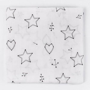 Extra Large Constellation Bamboo Muslin
