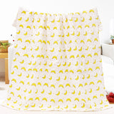 Six Layer Banana Cotton Blanket