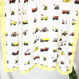 Four Layer Truck Bamboo Blanket