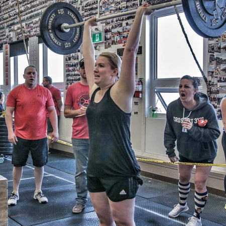 Worldwide Competition Hosted in Martensville | Festivus Games at CrossFit 3126
