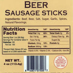 Beer Sausage Stick