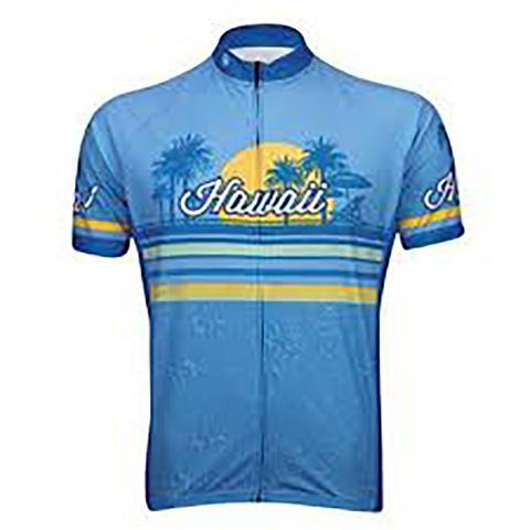 M's Hawaii Blue Jersey