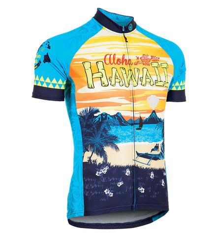 Hawaii Retro Souvenir Jersey