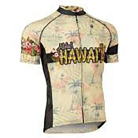 M's Hawaii Tiki Jersey