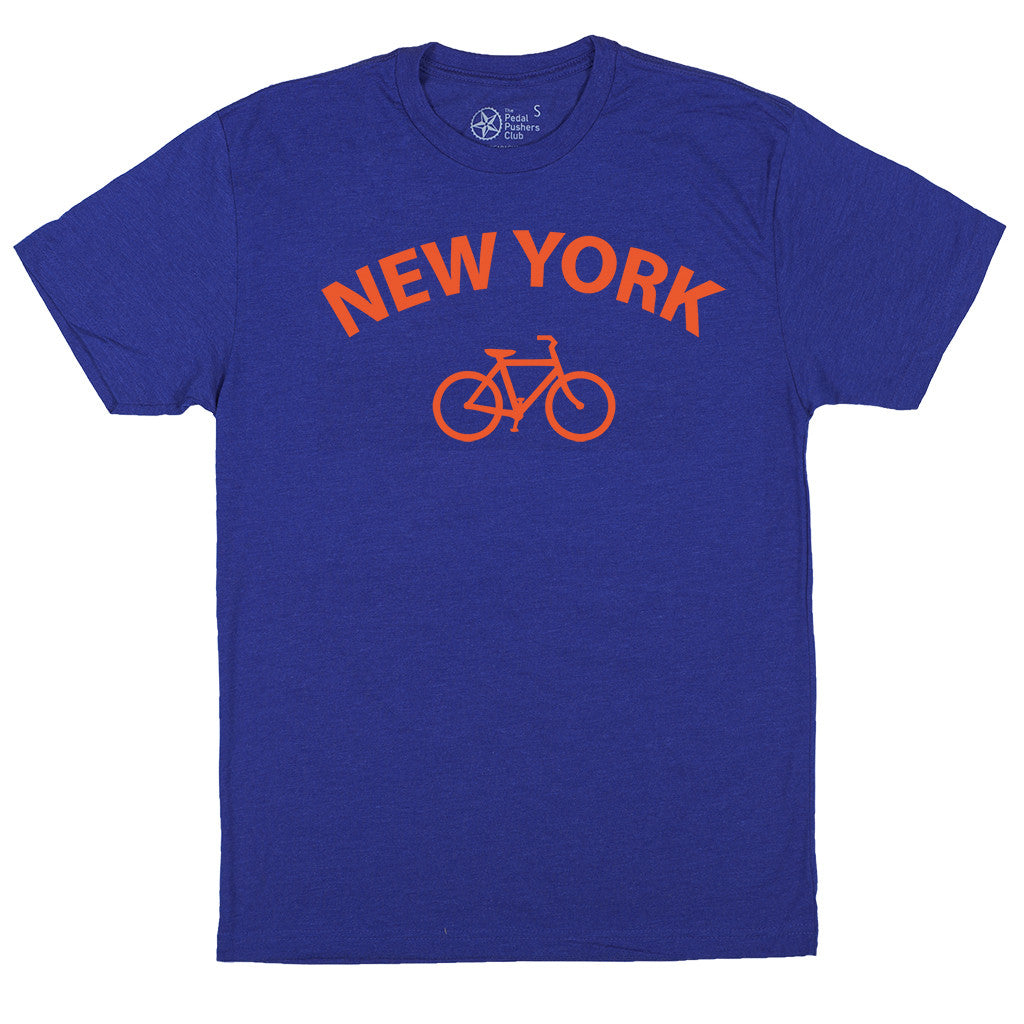 new york bike t-shirt