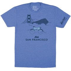 ride san francisco t-shirt