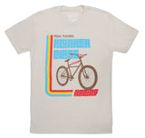 Pedal Pushers klunker racing t-shirt