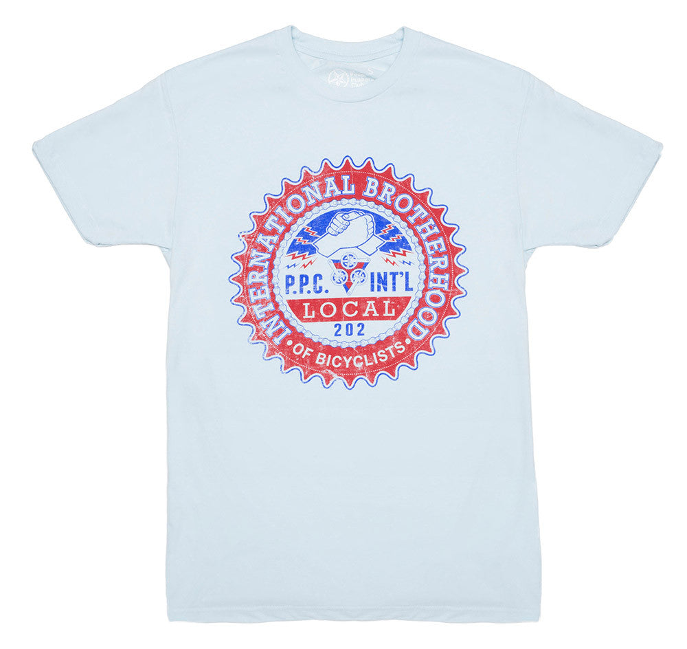 brotherhood of cyclists t-shirt
