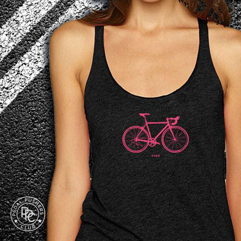 Womens Road Bicycle Tank