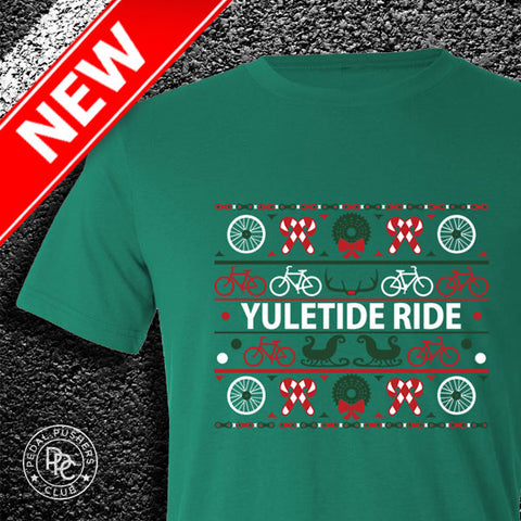Ugly Sweater (Yuletide Ride)