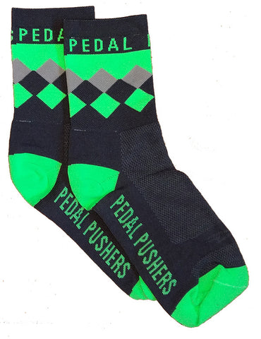 pedal pushers sock