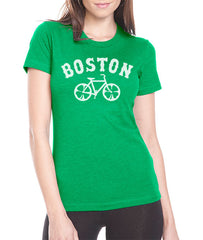 Ride Boston Cycling Tee