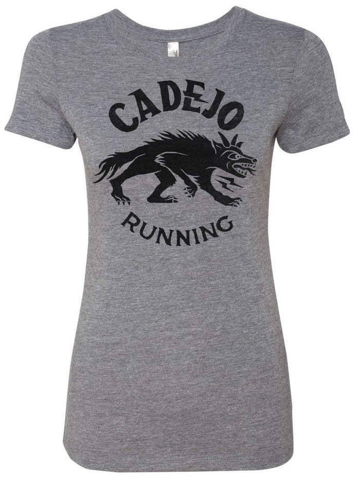 ladies cadejo logo t-shirt