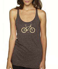 Womens Mountain Bicycle Tank
