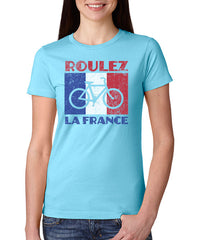 Ride France Bicycle Tee