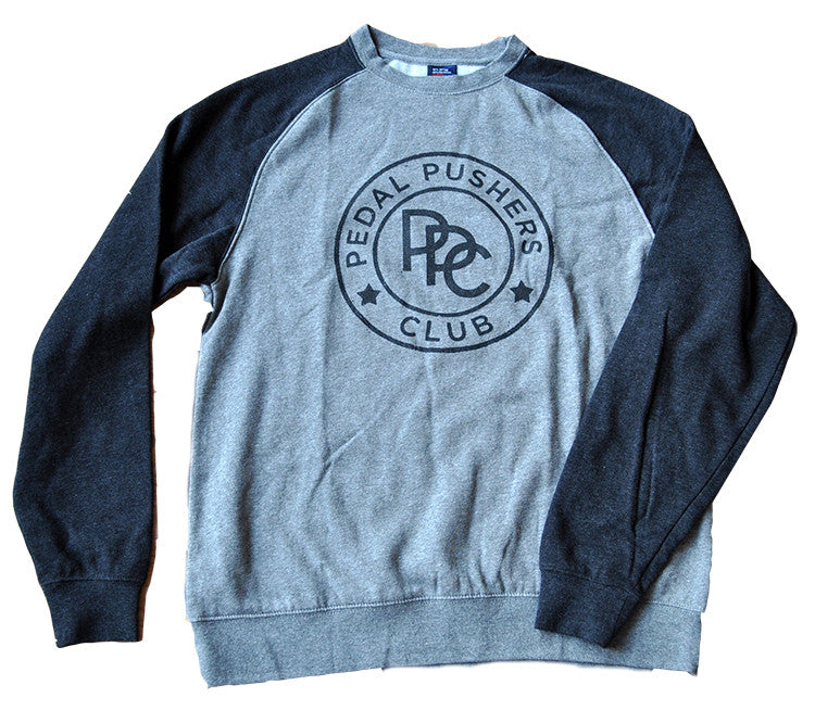 Pedal Pushers Club sweatshirt