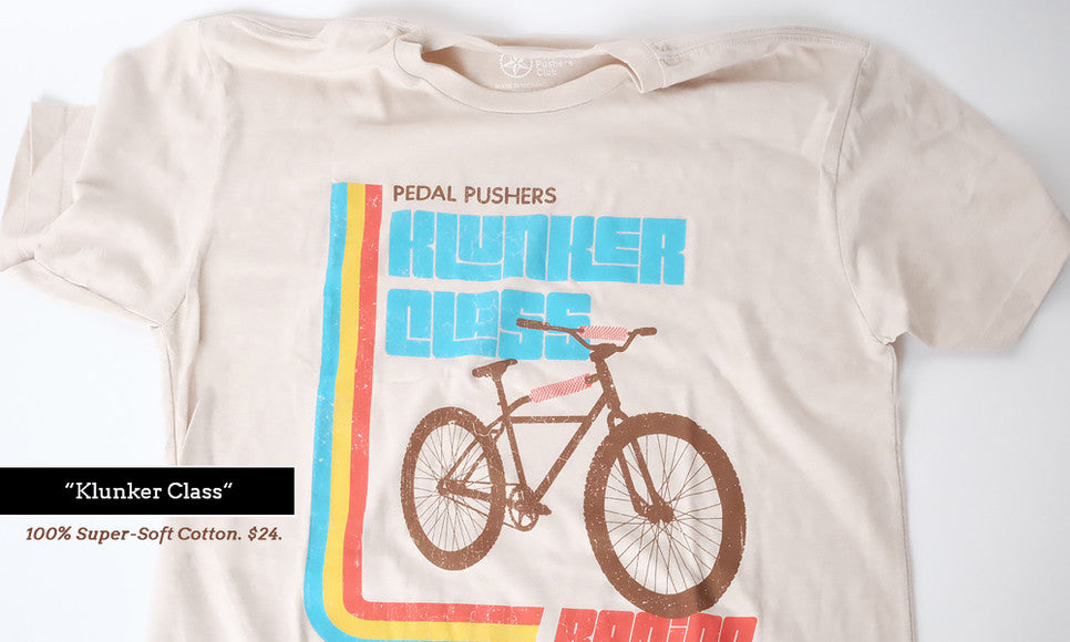 Cycling club t-shirts