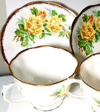 Load image into Gallery viewer, Tea Rose by Royal Albert Collection, Bone China, England. Vintage.