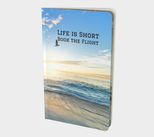 Load image into Gallery viewer, Life is Short - Notebook