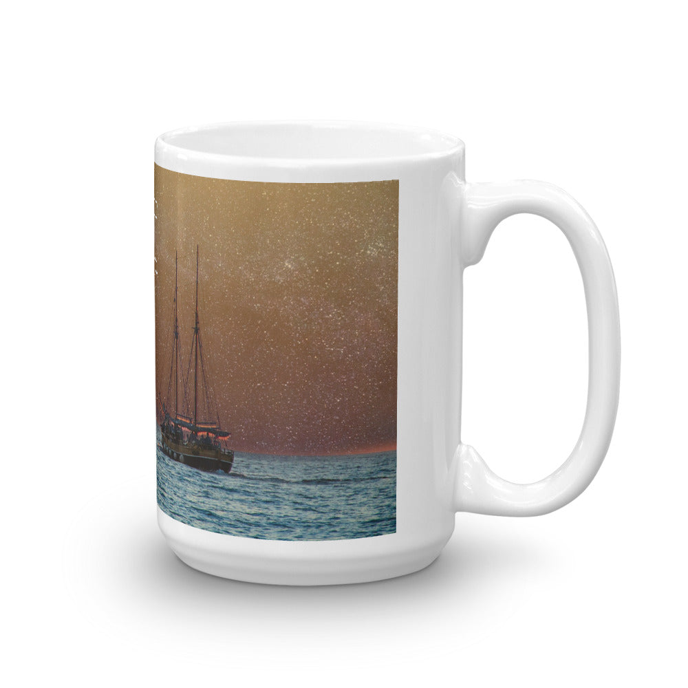 Fresh off the boat Mug