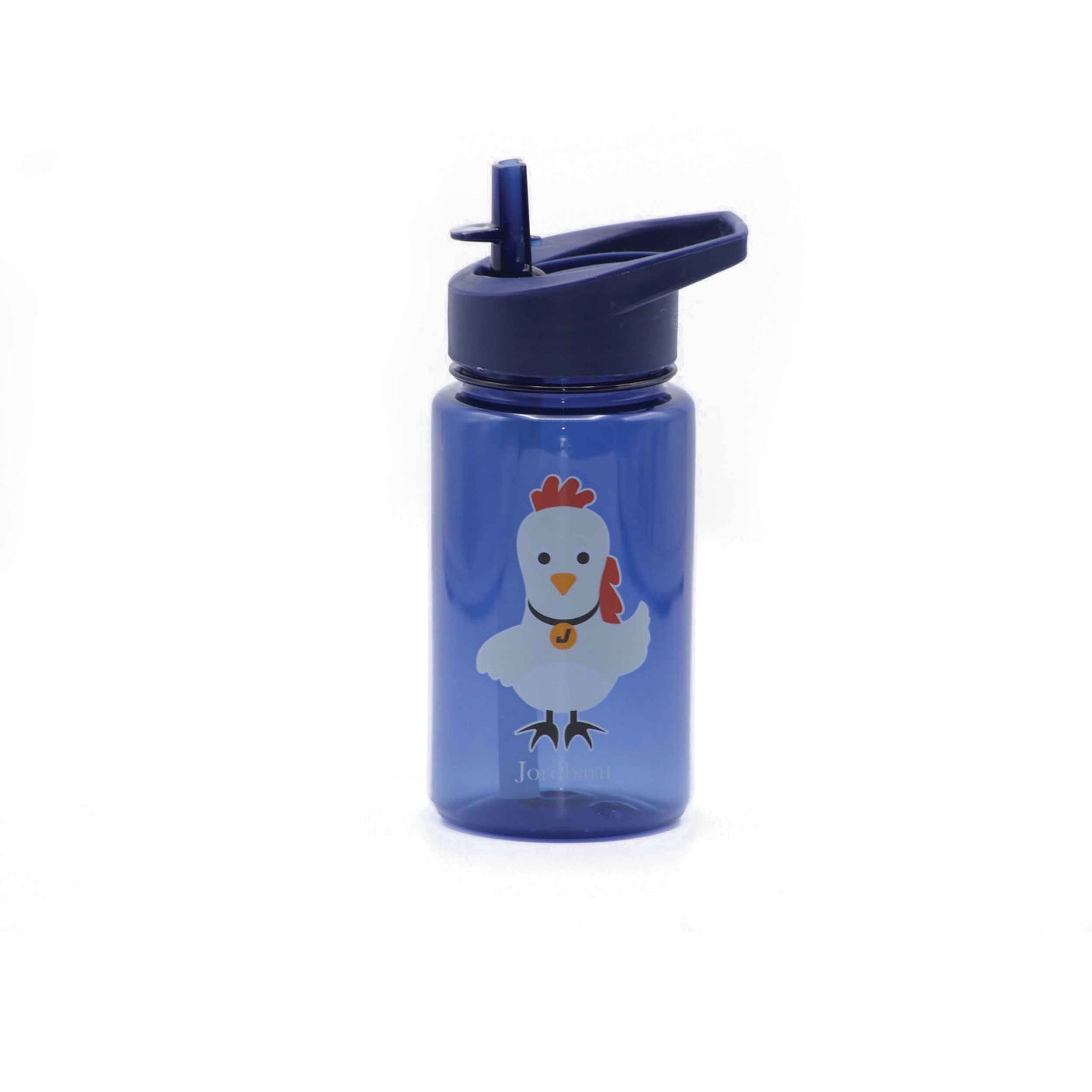 Jordbarn Indigo Water Bottle