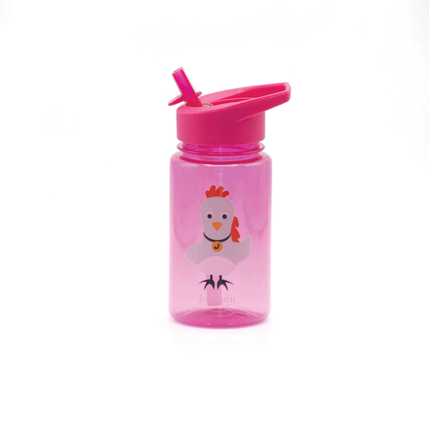 Jordbarn Magenta Water Bottle