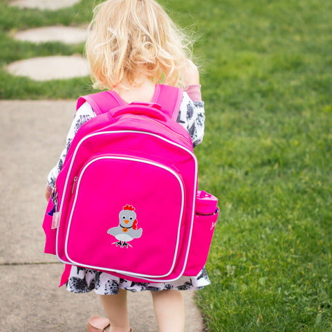 Jordbarn Kids Backpack Pink