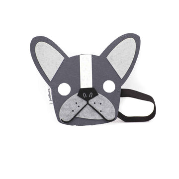 Party face mask - dog - Jordbarn