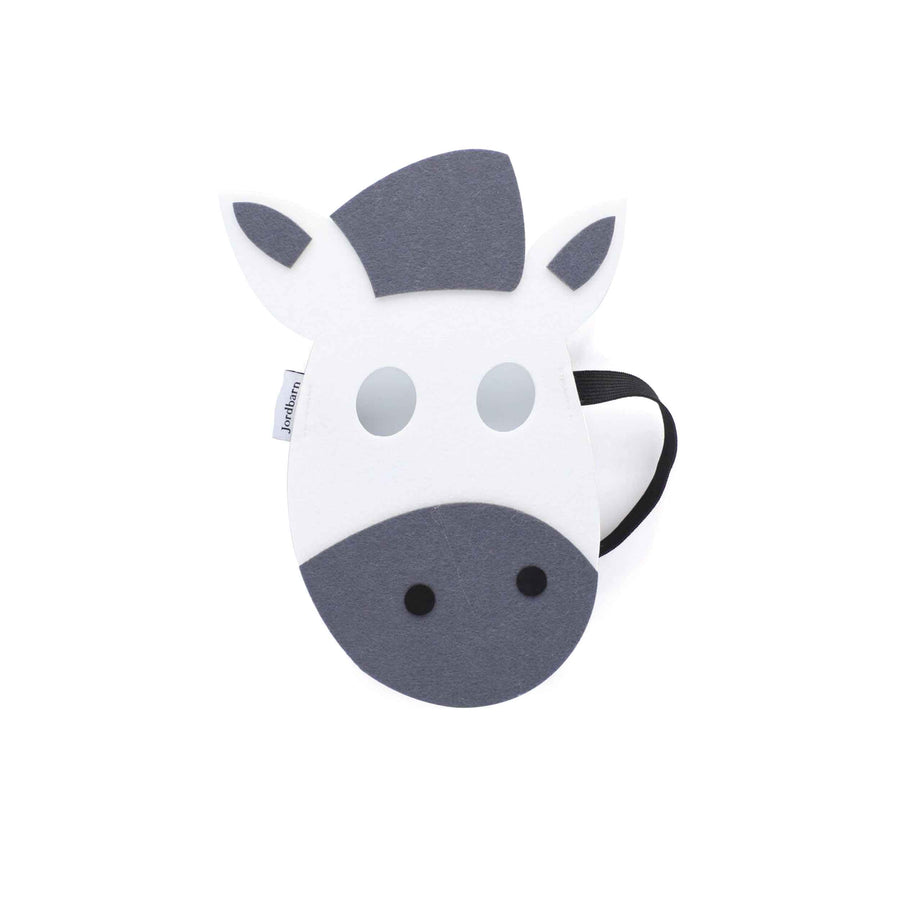 Party face mask - horse - Jordbarn
