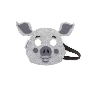 Party face mask - pig - Jordbarn