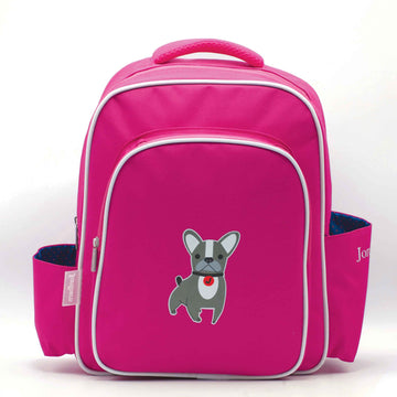 Backpacks - dog - magenta - Jordbarn
