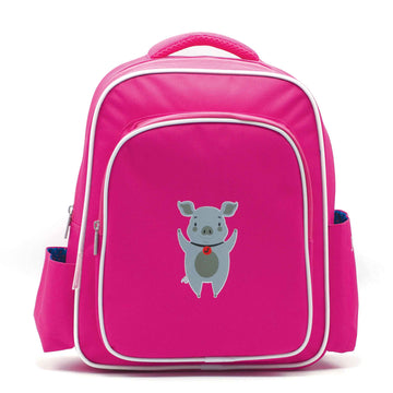 Backpacks - pig - magenta - Jordbarn