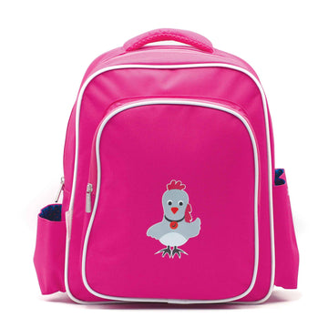 Backpacks - rooster - magenta - Jordbarn