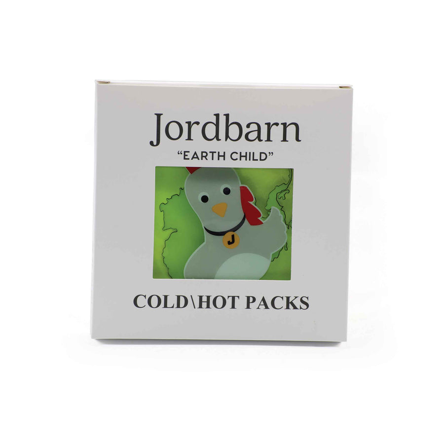 Gel hot cold pack - rooster - Jordbarn