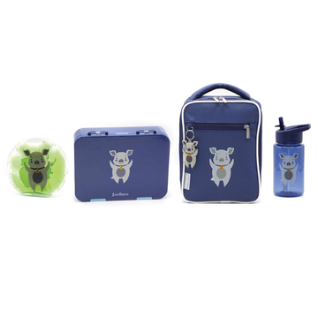 Bento Value Pack Indigo - Pig - Jordbarn