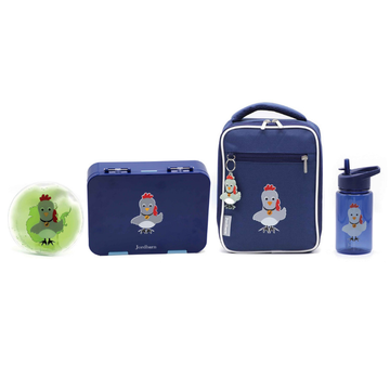 Bento Value Pack Indigo - Rooster - Jordbarn