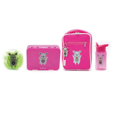 Bento Value Pack Magenta - Pig - Jordbarn