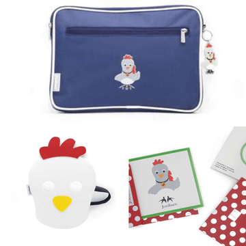 Birthday Value Pack - Indigo - Rooster - Jordbarn