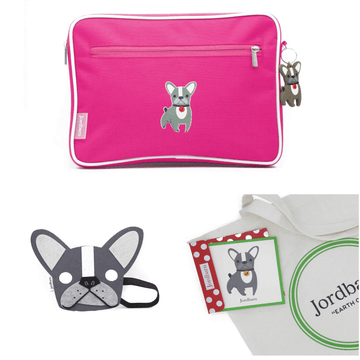Birthday Value Pack - magenta - Dog - Jordbarn