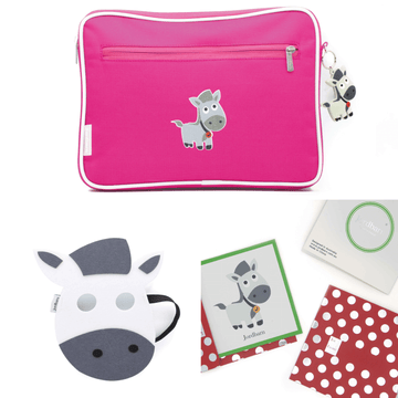 Birthday Value Pack - magenta - Horse - Jordbarn