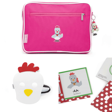 Birthday Value Pack - magenta - Rooster - Jordbarn