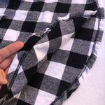 Plaid Flannel Shirt Dress (2425981501522)