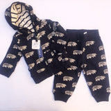 baby boys reversable hoodie and jogger set (4107759157330)